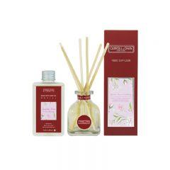 Carroll&Chan- 100ml Jasmine Rose Cranberry Reed Diffuser C_DS100_JA-RO-CR