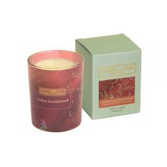Carroll&Chan - Indian Sandalwood Beeswax Votive Candle C_VS_IND-SAND