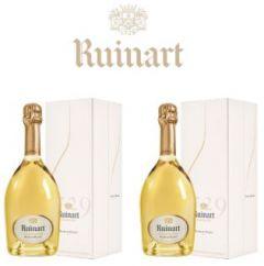 Ruinart - Blanc de Blancs 禮盒 2支優惠裝