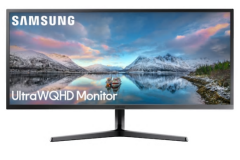 "Samsung 34"" 21:9 Ultra-wide monitor 超寬屏顯示器"