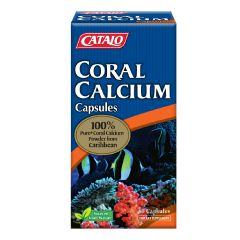 CATALO 純天然珊瑚鈣精華 60粒