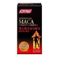 CATALO 男士瑪卡活力配方 30粒