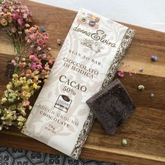 Donna Elvira - Italy Modica Artisan Chocolate Bar Bundle (Any 7 Bars)