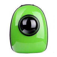 U-pet - Bubble Pet Carriers Backpack (Green) CB008F-Green