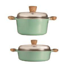 Lock&Lock - Mint Sauce Pot (20cm/26cm) CCA20_Con