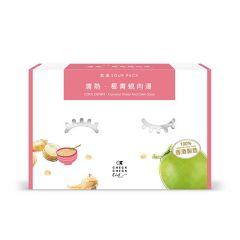 (電子換領券) CheckCheckCin - 清熱 椰青蜆肉湯 CCC-soup001