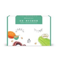 (電子換領券) CheckCheckCin - 袪濕 佛手瓜鱆魚湯 CCC-soup002
