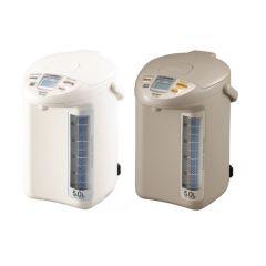 Zojirushi 象印 - 微電腦電熱水瓶 5升 (白色 / 淺灰色) CD-LCQ50 / CD-LCQ50-TK