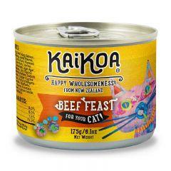 KAIKOA - 紐西蘭牛肉成貓罐頭 (無殻物配方) (85g / 175g)
