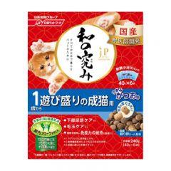 NISSHIN-PET - JP series of Urinary Health Care Adult Cat Food 1kg (250g x 4 pack) CDNAUHM208