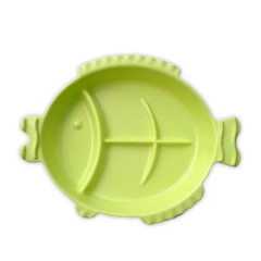 Cornflower - Tootfish Plate - Green CFL-K50G