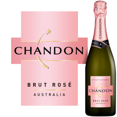 Chandon Brut Rose NV, 75cl x 1支