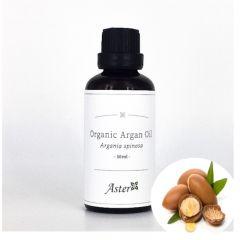 Aster Aroma Organic Argan Oil (Argania spinosa) - 50ml CL-010020100O