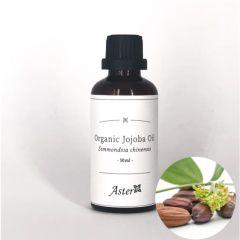 Aster Aroma Organic Jojoba Oil (Simmondsia sinensis) - 50ml CL-010290100O