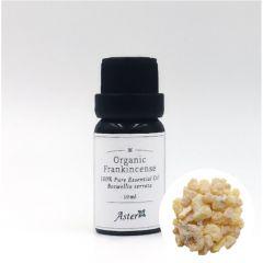 Aster Aroma Organic Frankincense Essential Oil (Boswellia serrata) - 10ml CL-020190010