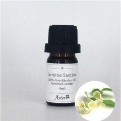Aster Aroma Jasmine Sambac Absolute Oil (Jasminum sambac) - 5ml CL-020520010O