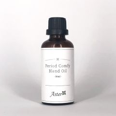 Aster Aroma Period Comfy Blend Oil - 50ml CL-030040030