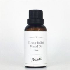 Aster Aroma Stress Relief Blend Oil - 30ml CL-030090050