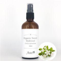 Aster Aroma Organic Neroli Hydrosol (Citrus aurantium) - 100ml CL-050040100