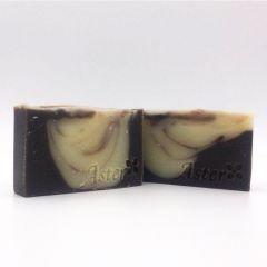 Aster Aroma Fleece Flower Root (Heshouwu) Camellia Hair Conditioning Handmade Soap 100g CL-050110100