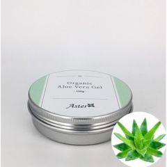 Aster Aroma Organic Aloe Vera Gel 100g
