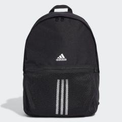 adidas - Classic 3-Stripes 背囊 - 黑色