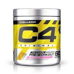 Cellucor C4 Original 390g - Pink Lemonade (Pre - workout) CLCC4OPREWPLM390G