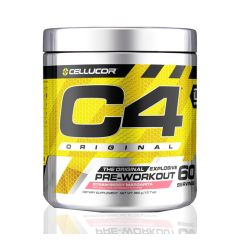 Cellucor C4 Original 390g - Strawberry Margarita (Pre - workout) CLCC4OPREWSTBM390G