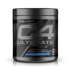 Cellucor C4 Ultimate 380G - Icy Blue Razz (Pre - workout) CLCC4UPREWIBR380G