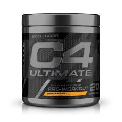 Cellucor C4 Ultimate 380G - Orange Mango (Pre - workout) CLCC4UPREWORMG380G