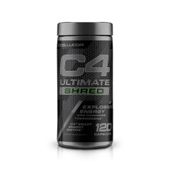 Cellucor C4 Ultimate Shred (120 Caps) CLCC4USPREWUNF120