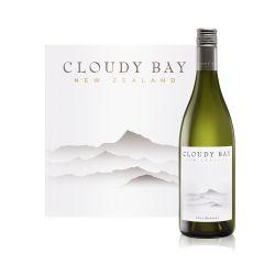 CLOUDYBAY_C Cloudy Bay - Chardonnay 2018