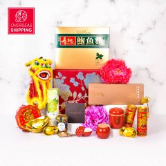 Gift Hampers HK - Wealthy New Year CNY180046