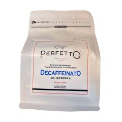 Caffe Perfetto - Decaf Ground Coffee (250g) Coffee02