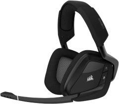 Corsair VOID RGB ELITE Wireless Premium Gaming Headset with 7.1 Surround Sound — Carbon 環繞音效無線遊戲耳機 (CO-HS-VOID ELITE WRL CA)