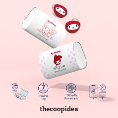 Thecoopidea - Thecoopidea x My Melody True Wireless Earbuds CP-TW04-MELO