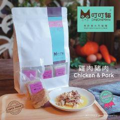 叮叮貓雞肉豬肉鮮食糧一星期優惠裝 (21餐包)