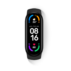 Xiaomi Mi Smart Band 6 (Black) CR-2789551-O2O
