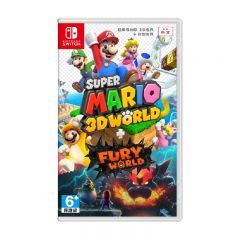 Nintendo Switch Game Software – Super Mario™ 3D World + Bowser's Fury HAC-P-AUZPA-CHT CR-4125041-O2O