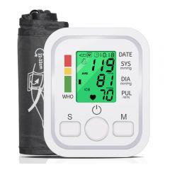 QQZM ZP-820 手臂式電子血壓計 CR-4160951-O2O