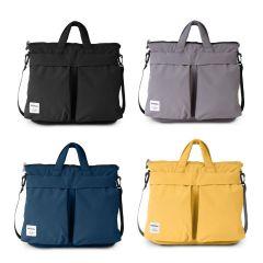 """hellolulu - GERRIT 15"""" Laptop Briefcase CR-50187"""