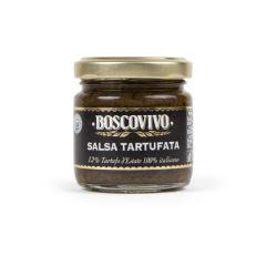 Boscovivo 12% 黑松露菌醬 (含黑松露片) (90克)  CR-82636C