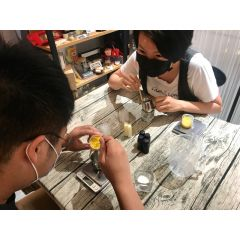 Natural Lip Balm Making Workshop For Two CR-AGE200