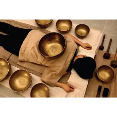 Singing Bowl Therapy Experience For One CR-AGE300