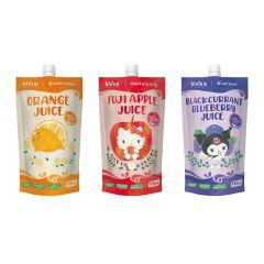 (電子換領券) Bless - Bless X Sanrio - 兒童健康果汁 (3包裝) CR-Bless01