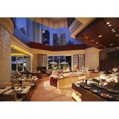 香港港麗酒店咖啡園自助午餐 (1位) (星期一至星期五)   CR-CONR-LBWD