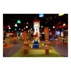 【入場門票】香港樂高探索中心 CR-CTATTLD2021