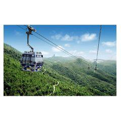 【來回纜車票預售優惠】香港昂坪 360 纜車 CR-CTRNP2021