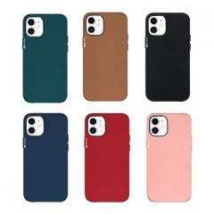 CR-HOOD12CASE The Hood - iPhone 12 series Imitation Leather Case