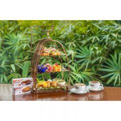 都會海逸酒店西餐廳 -悠閒下午茶套餐(供2位用) CR-hpm-Delightea